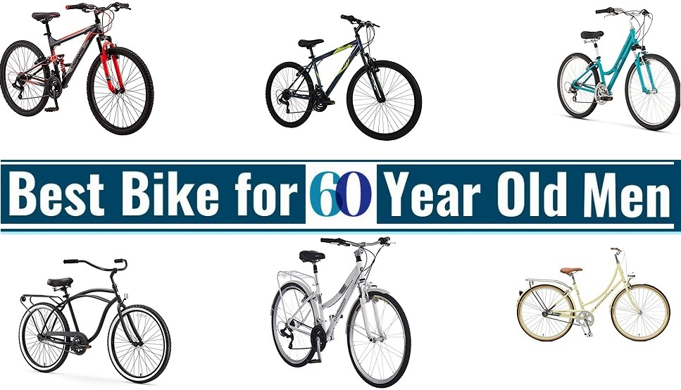 Best Bike for a 60-Year-Old Man