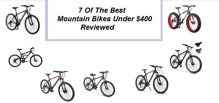Best Mountain Bikes Under $400