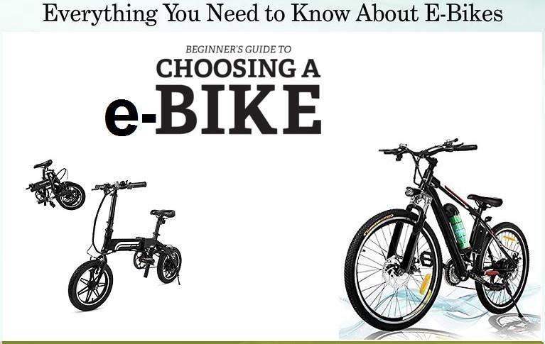 Electric Bike Buying Guide
