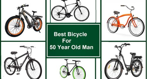 Best Bicycle for 50 year old man