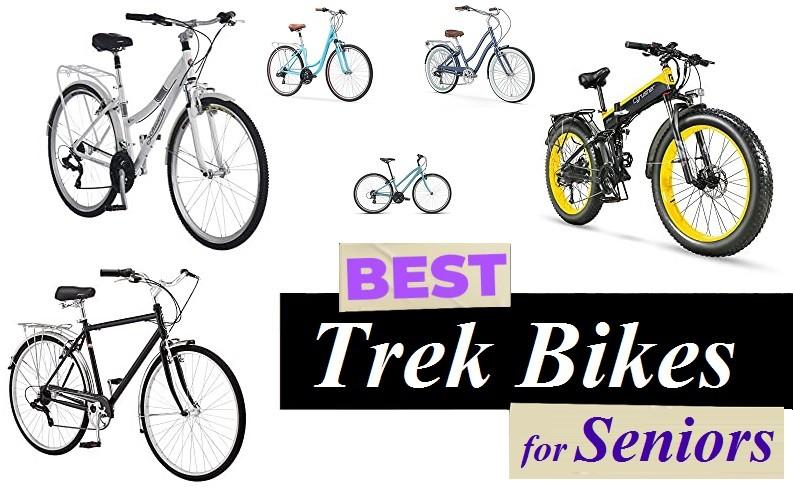 Trek Bikes for Seniors