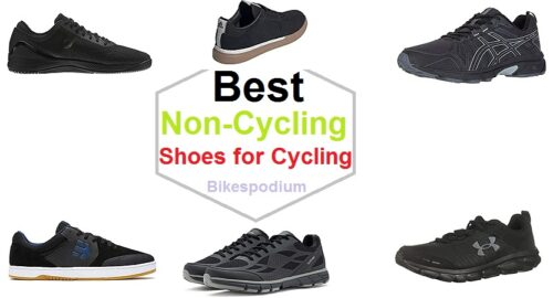 Best Non Cycling Shoes for Cycling